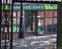 Parkside Cafe in Preston