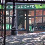 Parkside Cafe in Preston