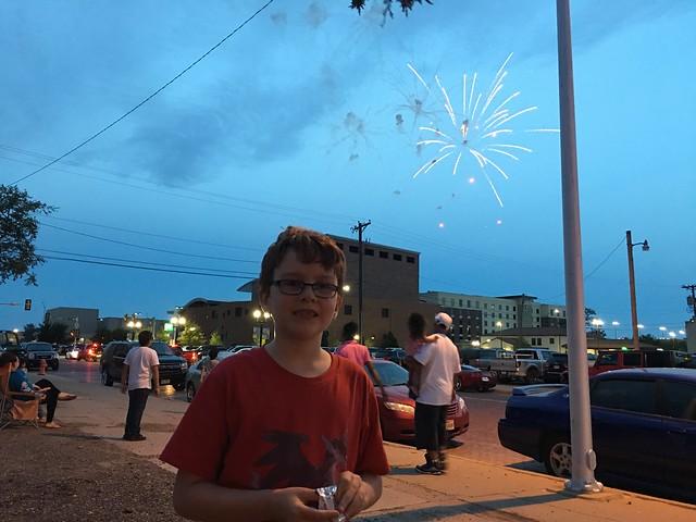 Amarillo Independence Day Celebration
