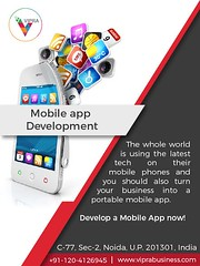 Applications Development Services In India - Vipra Business