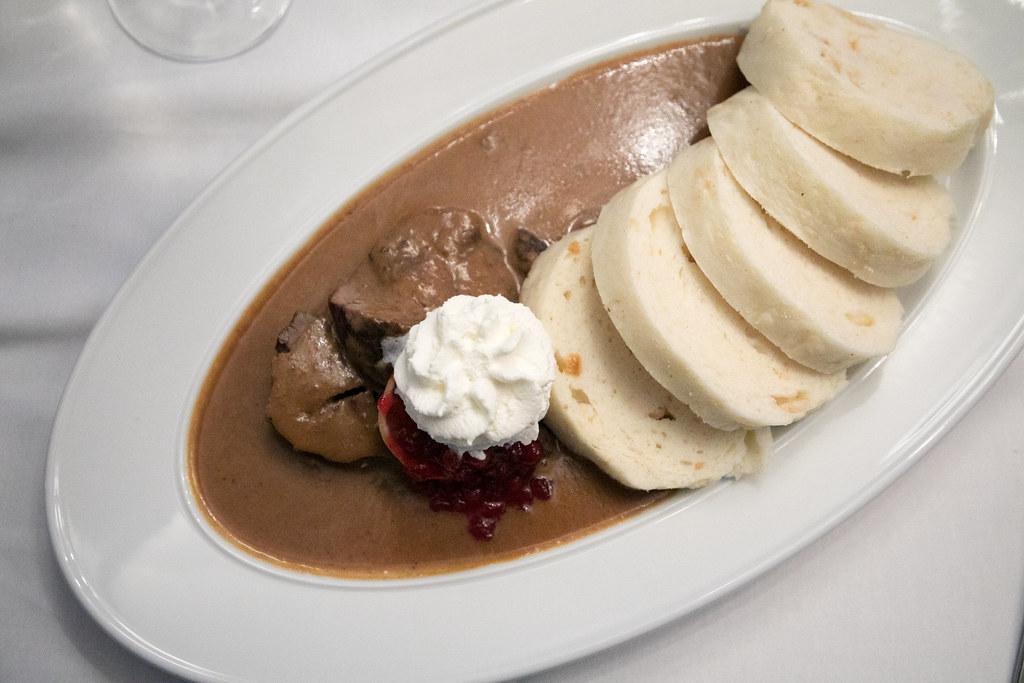 Restaurant Bohém Litomysl #visitCzech