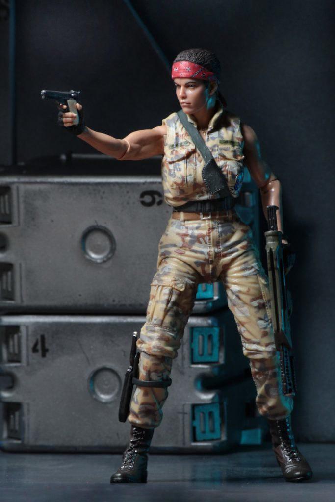 看到異形被爆頭就是爽!!NECA 異形2【蕾普莉&瓦茲奎茲&戰損異形戰士組合包】Ripley&Vasquez&Aliens Warriors Assortment
