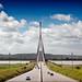 pont de normandie by heavenuphere