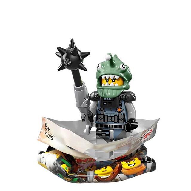 The LEGO Ninjago Movie 71019 Collectible Minifigures 7