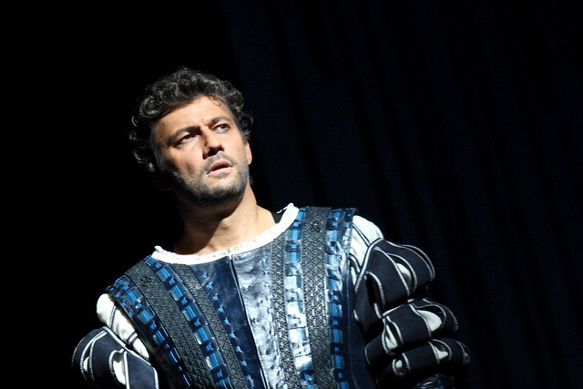 Jonas Kaufmann in Otello, The Royal Opera © 2017 ROH. Photograph by Catherine Ashmore