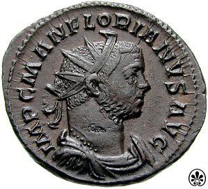 Coins of Marcus Annius Florianus
