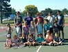 Berkley tennis class summer 2017