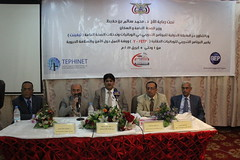 Y-FETP organized training workshops on  biosafety, biosecurity and biorisk management supported by BEP and TEPHINET