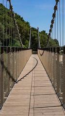 Suspension Bridge, Gibraltar