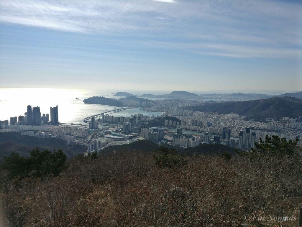 Jangsan hike Busan