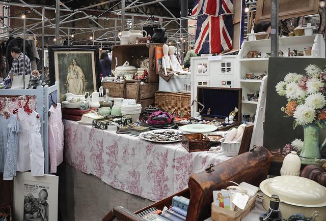 Spitalfields Market - Thursday Antique / Vintage Market