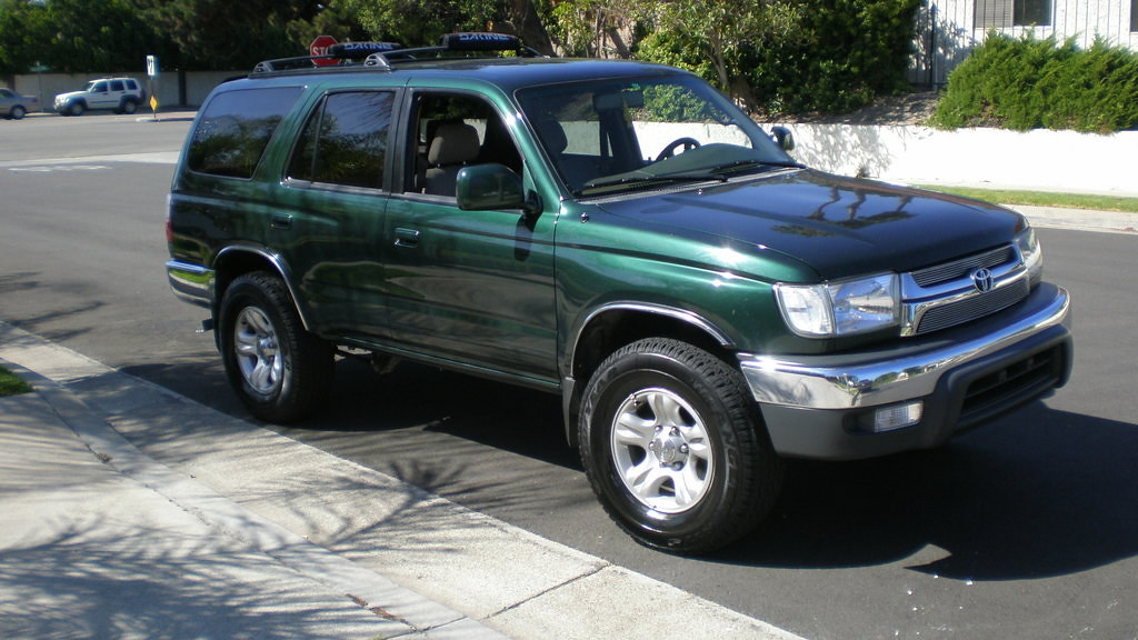 Cob S 4runner Timeline Pic Heavy Page 2 Toyota