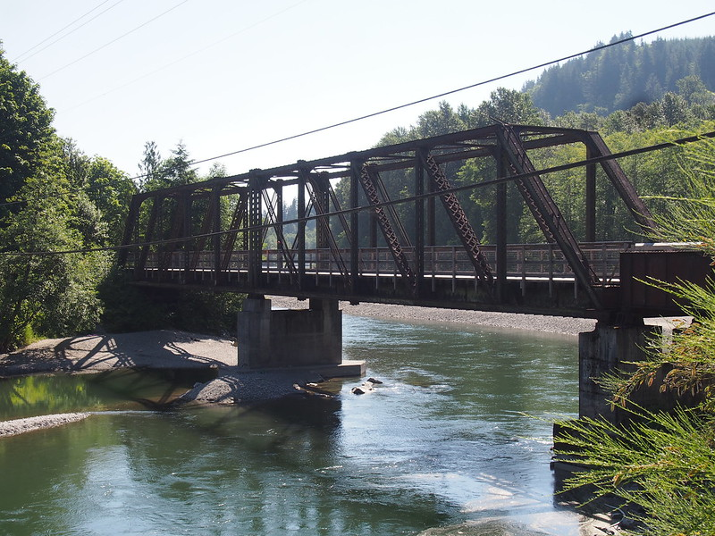 Whitehorse Trail Bridge