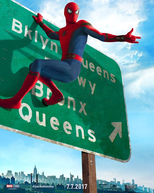 Spider-Man - Homecoming - Poster 3