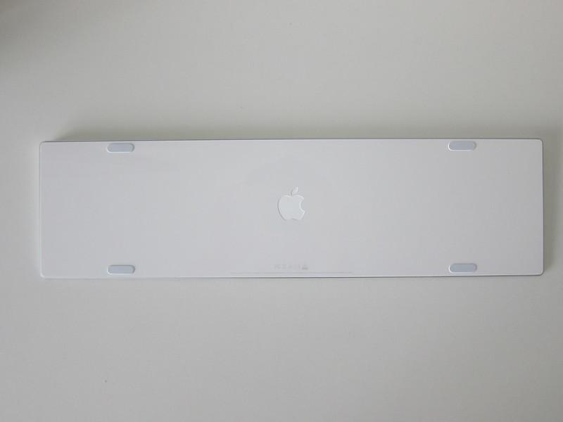 Apple Magic Keyboard with Numeric Keypad - Back