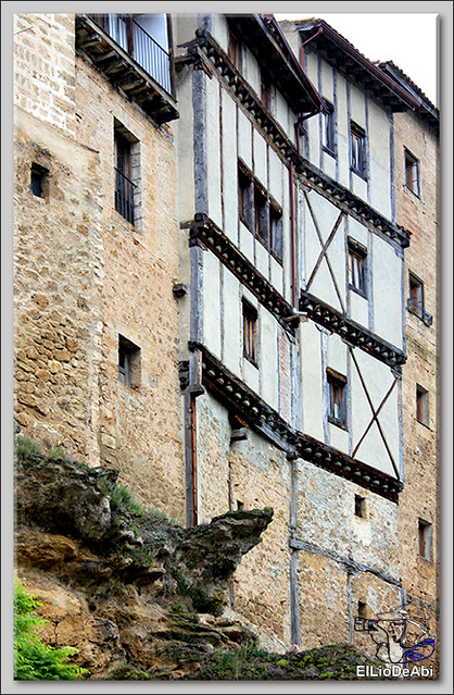 Pueblos mas bonitos de España en Burgos Frías (6)