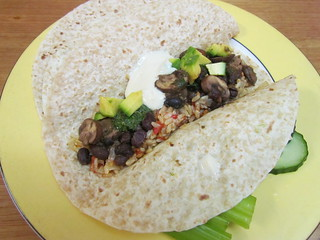 LA-Style Chimichurri Tacos