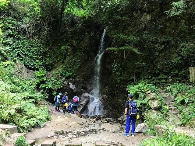 大和葛城山 櫛羅の滝