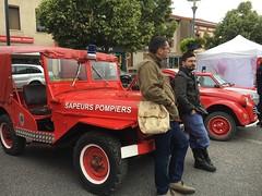 farbojo Rieumes expo 70 ans des sapeurs Pompiers - Photo of Bois-de-la-Pierre