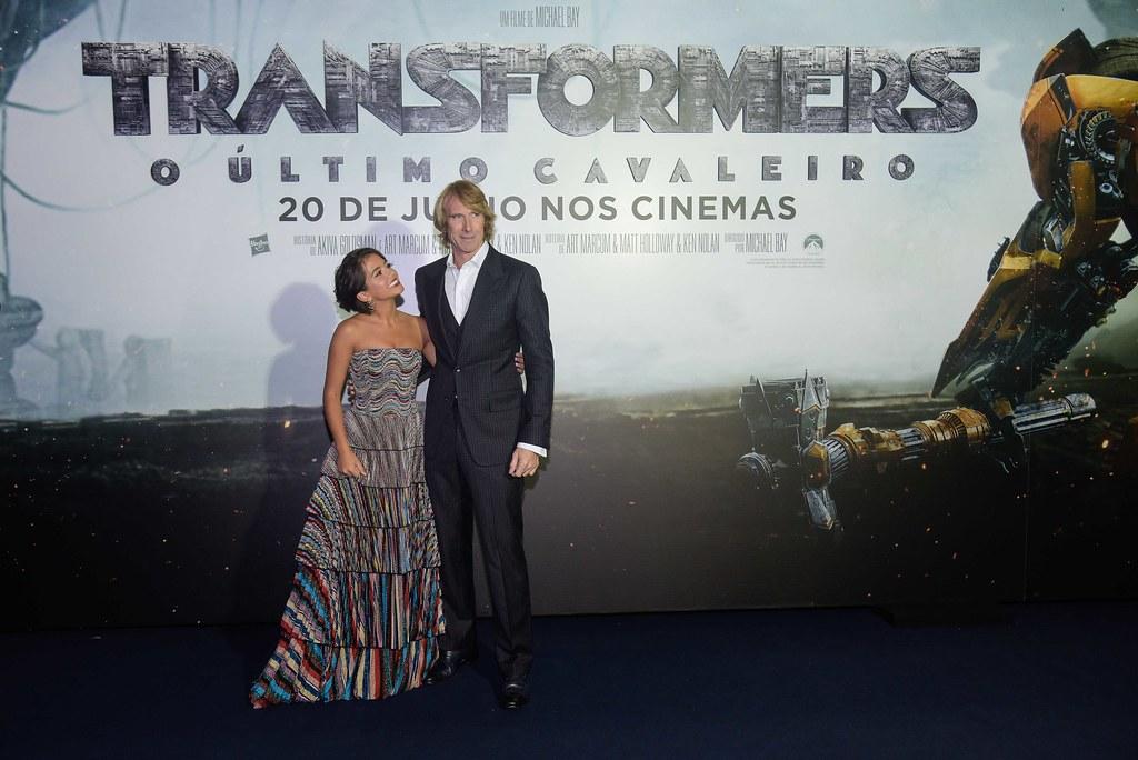 Transformers The Last Knight São Paulo, Brazil