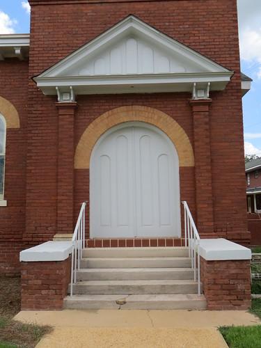 First Baptist Door Headland AL