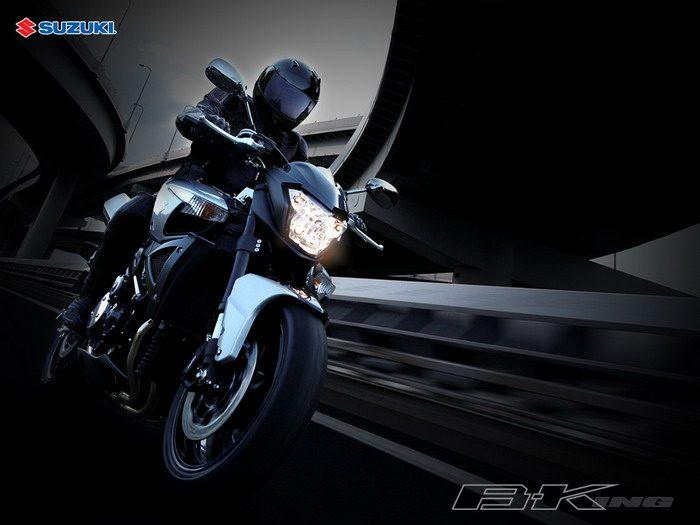 Suzuki B-KING 1300 2007 - 5