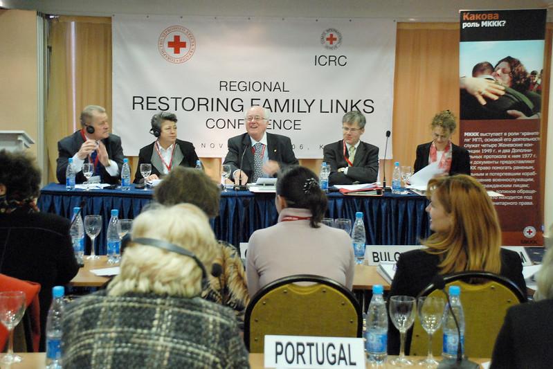 Регіональна конференція, 2006