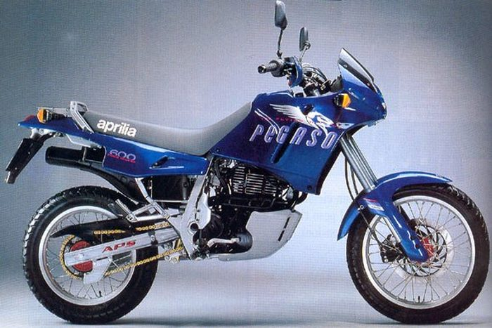 Aprilia Pegaso 600 1993 - 2