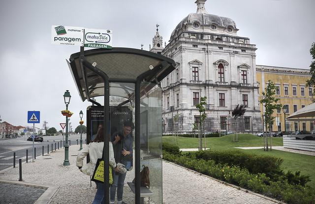 Mafra - Convent bus stop
