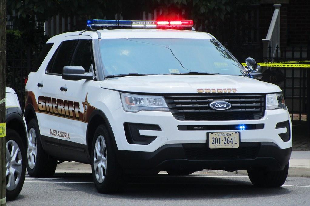 Alexandria Sheriffu0027s Office 2017 Ford Police Interceptor Utility