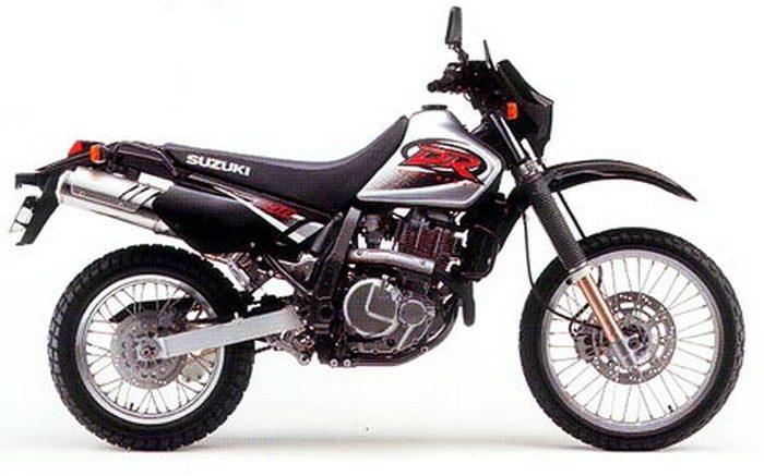 Suzuki DR 650 SE 1996 - 7