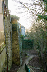 Le long des murailles - Photo of Villiers-le-Sec