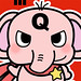 Elephant's quiz land - LIPS 5 - Android & iOS apps - Free by jpappsdl