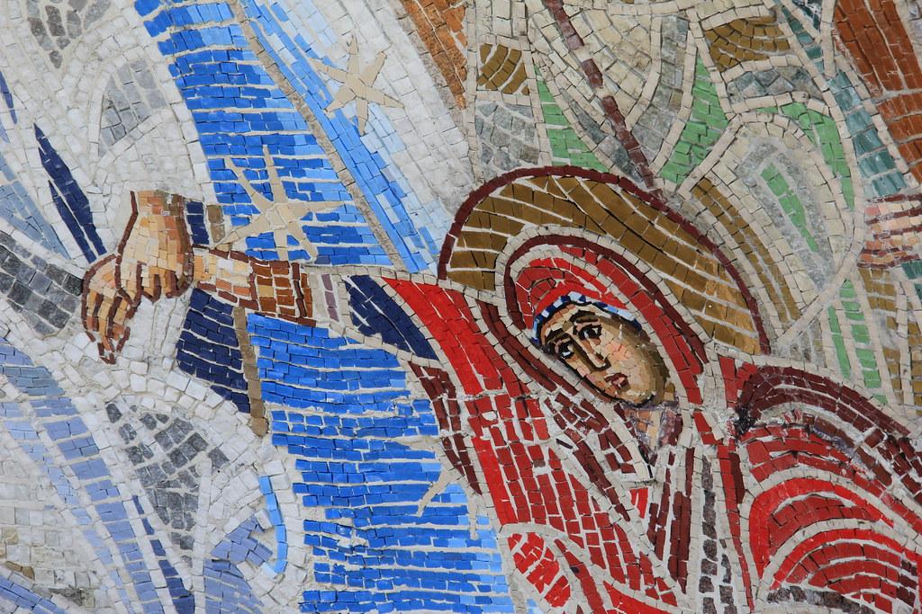 Frescos, Ostrog Monastery