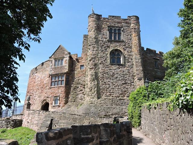 Tamworth Castle, Nikon COOLPIX P600
