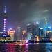 Shanghai Skyline : The stereotypical shot.... by cyemura