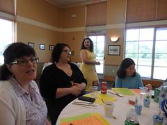 6/24/17 - Westlake Recreation Center: Lisa, Jeannette, and Fetus John