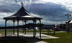 Bandstand at Barry Island