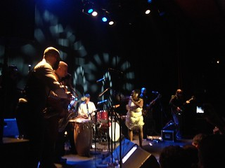 Sharon Jones And The Dap Kings live at Gloria, Cologne, Germany