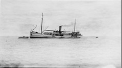 SS TOKELAU {also Tuncurry I]  - Government Steamer Gilbert & Ellice Islands