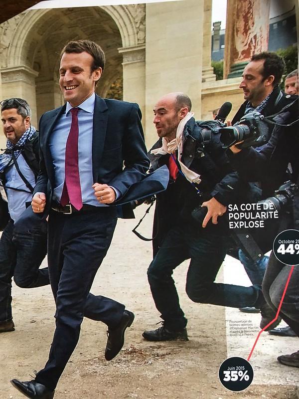 Emmanuel Macron octobre 2015