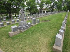 Titanic graves - Halifax cemetery