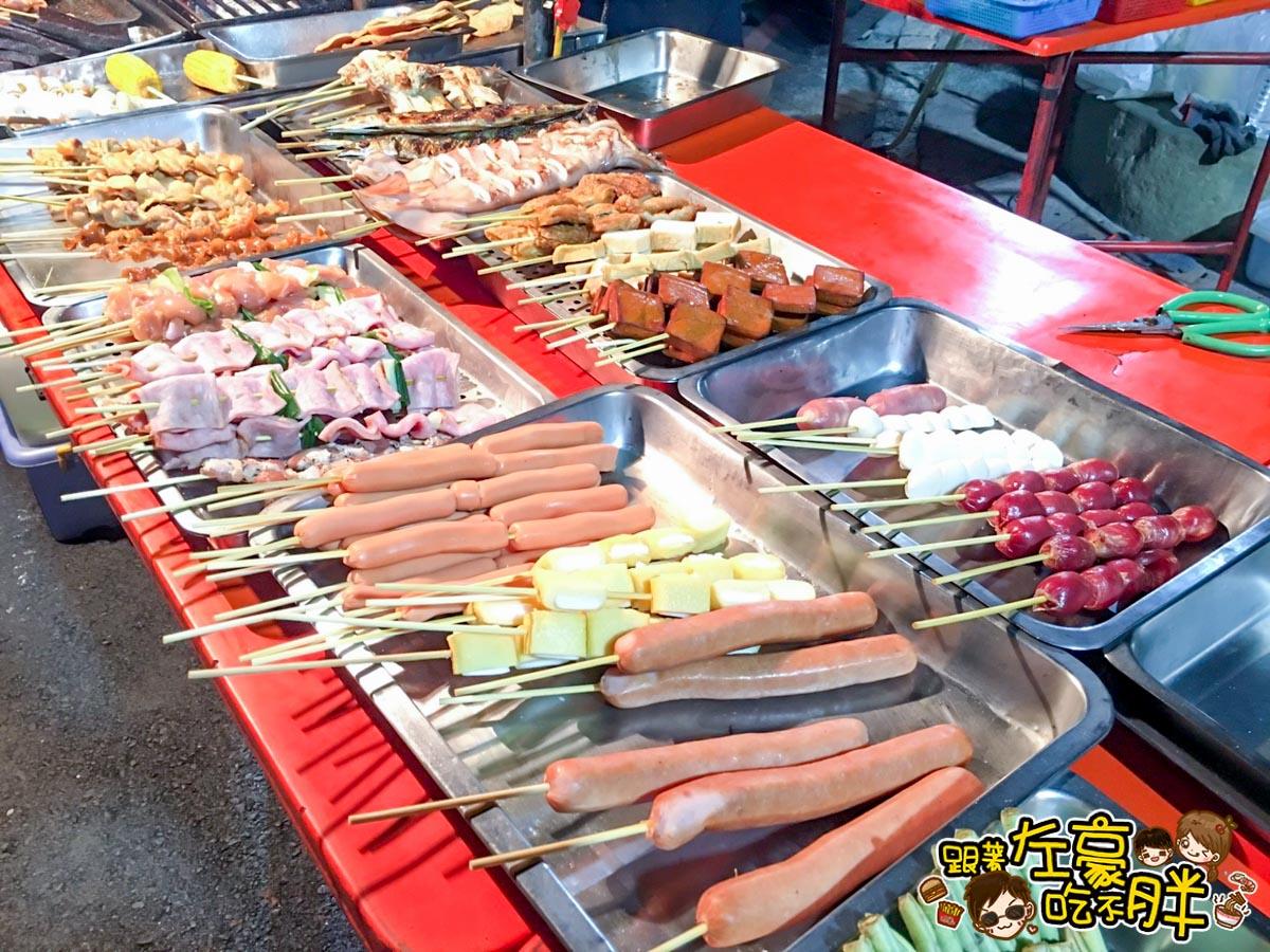 鳳山阿燕專業烤肉攤-10