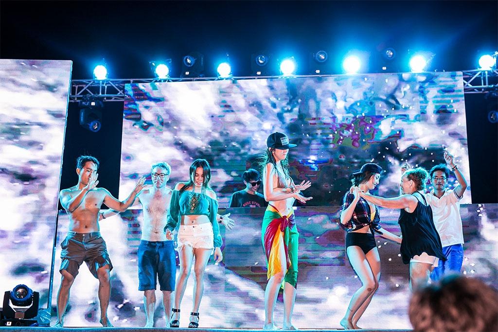 Quẩy tưng bừng cùng những nghệ sĩ hot nhất Việt Nam tại Naman Pool Party 2