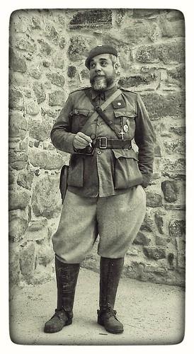 Comandante del Requeté.