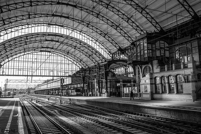 Station Haarlem Centraal