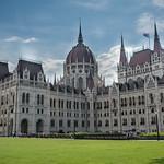 Országház Budapest, Magyarország - Parliament of Hungary, Budapest