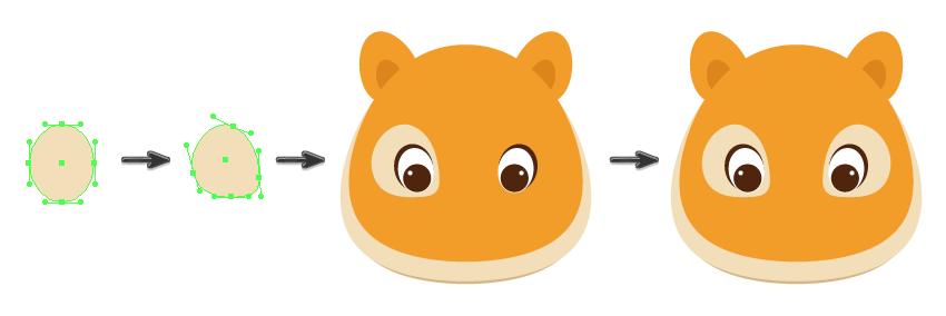 Cách vẽ một con hổ minh hoạ trong Adobe Illustration