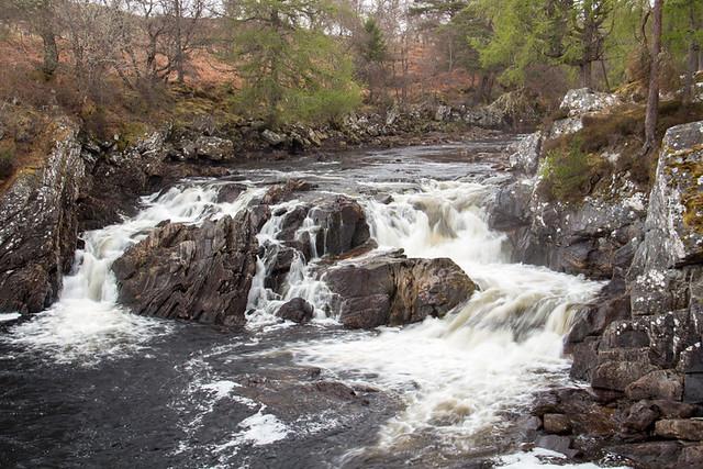 Achness Falls