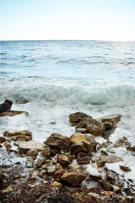 Перазича До, пляж